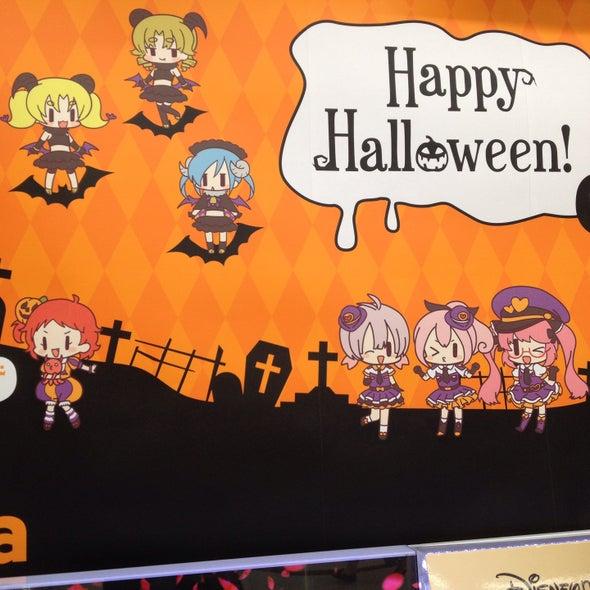 ビックカメラ 名古屋駅西店 Happy Halloween!