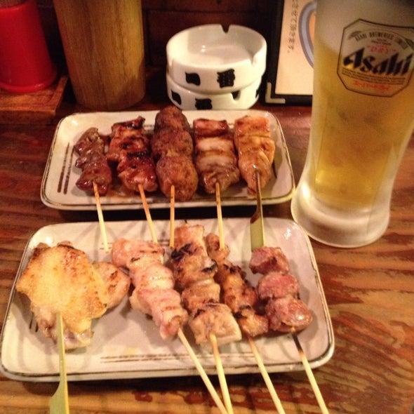 やきとり一番 金沢駅前店 焼き鳥+ビール