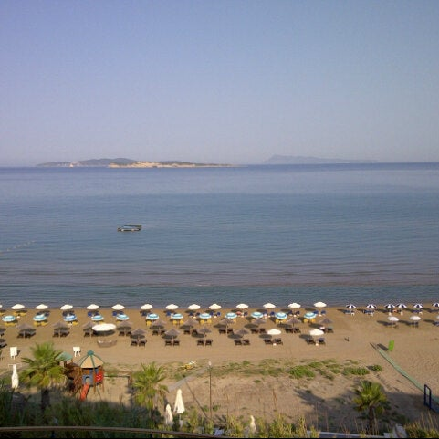 Photo taken at Delfino Blu Hotel by Bill G. on 8/25/2012