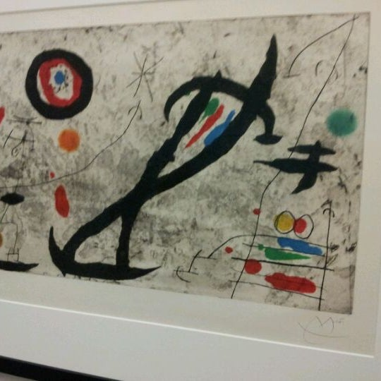 Photo taken at Bechtler Museum of Modern Art by Shelly W. on 2/27/2012