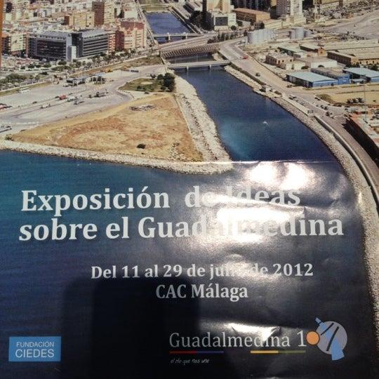Foto tomada en CAC Málaga - Centro de Arte Contemporáneo por Elias B. el 7/10/2012