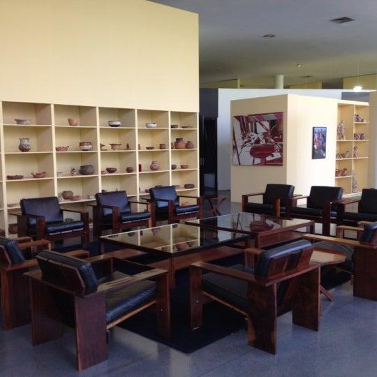 Foto tirada no(a) Museu Afrobrasil por Hubert A. em 8/10/2012