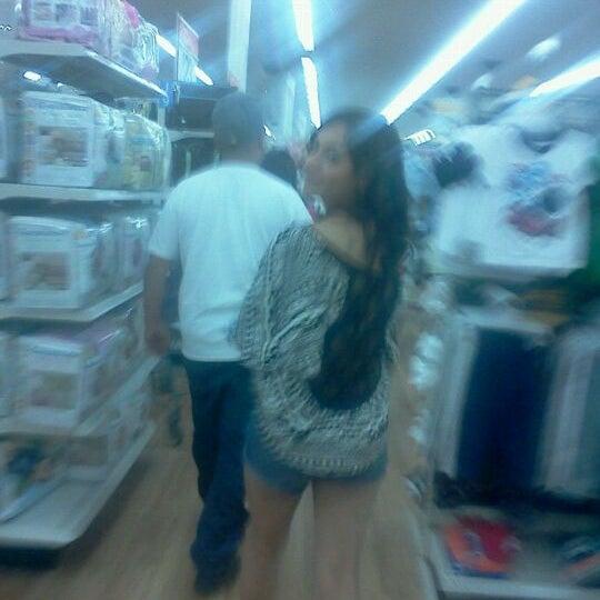 Photo taken at Walmart Supercenter by Barbie B. on 3/26/2012