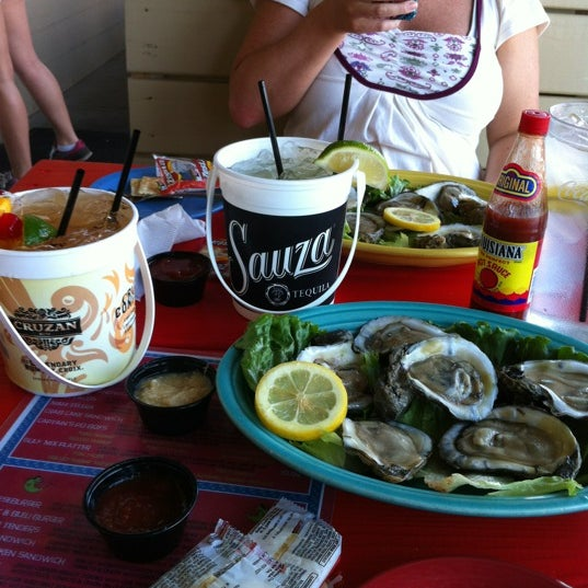 Photo taken at Fish Tales Lakeside Grille by Zack D. on 6/2/2012