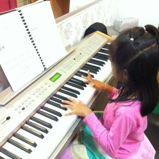 Photo taken at B-star-Music School by Modzillaz T. on 3/14/2012
