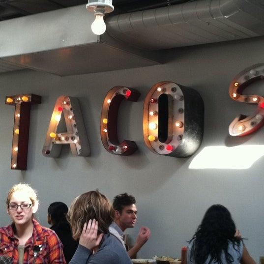 Photo taken at Big Star by Cori M. on 3/10/2012