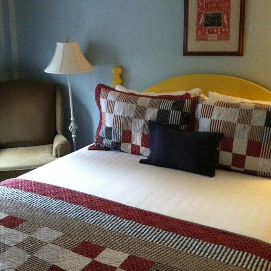 Cute Kitschy Hotel Room