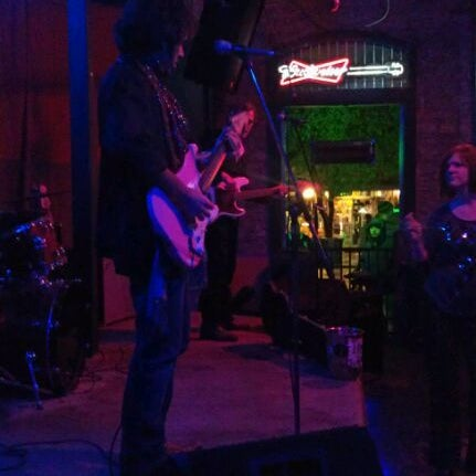 Photo taken at Blue Moon by Erin O. on 3/10/2012