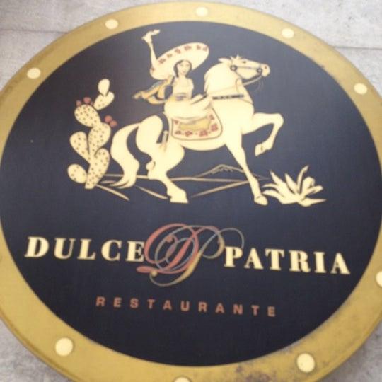 Foto tirada no(a) Dulce Patria por Gaston G. em 8/18/2012