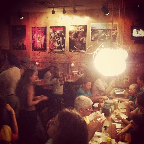 Photo taken at Burger Joint by Charles-Axel P. on 8/27/2012