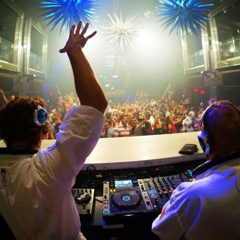 Photo taken at LIV Miami by Purple M. on 9/7/2012