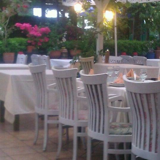 5/13/2012 tarihinde Irem T.ziyaretçi tarafından Maria'nın Bahçesi'de çekilen fotoğraf