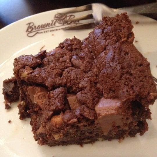 Good Food Ferrero Rocher Brownies