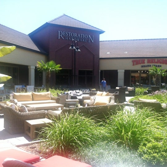 Restoration Hardware Outlet Furniture Home Store In Vacaville