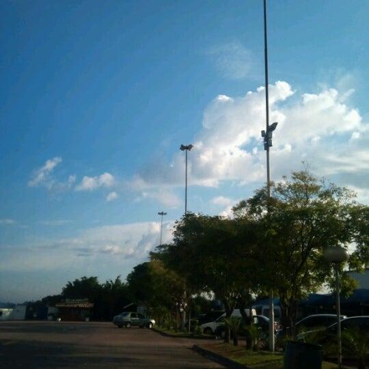 Photo taken at Posto Lago Azul (Ipiranga) by Johnny on 7/17/2012