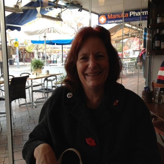 Photo taken at My Café by GERHARD G. on 6/11/2012