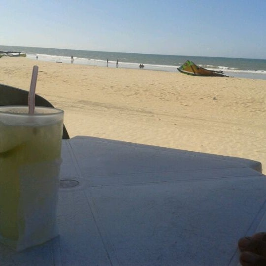 Photo taken at Lagoinha Kite Point by Cristiano R. on 5/26/2012