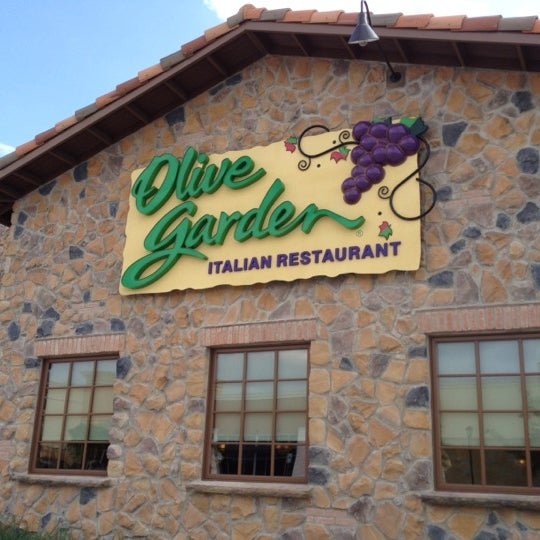 Olive Garden Italian Restaurant In Rockwall