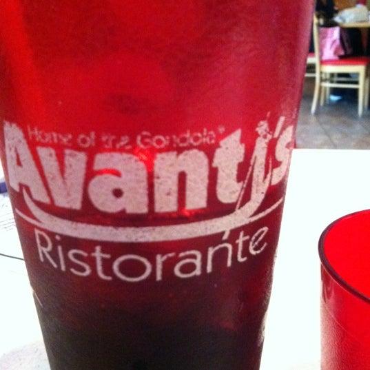Italian Restaurant In Peoria: Avanti's Italian Restaurant