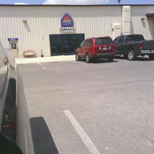Ashley Furniture Clearance Center