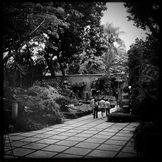 Photo taken at Hotel & SPA Hacienda de Cortés by Rafael D. on 8/3/2012
