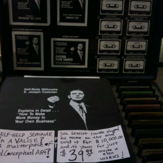 Photo taken at Philly Aids Thrift Shop by Alicia R. on 2/18/2012