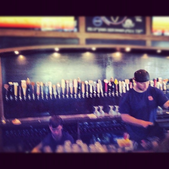 Photo taken at Katy Trail Ice House by Katie G. on 2/20/2012