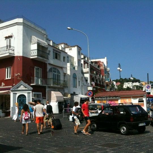 Foto scattata a Marina Grande da Alberto Carlo C. il 8/8/2012