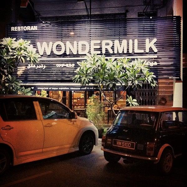 Photo taken at +Wondermilk by Ehsan Hanafi on 4/7/2012
