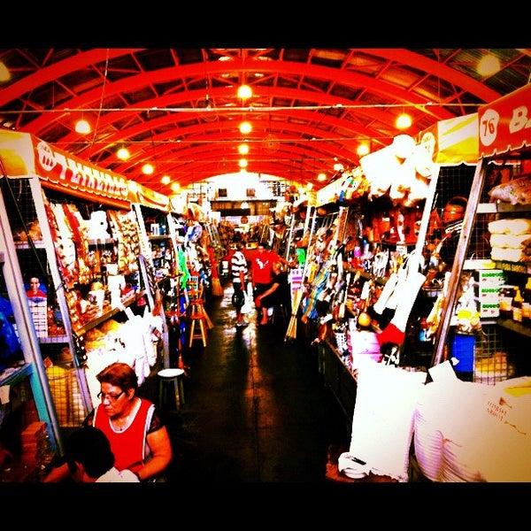 Photo taken at Mercado Municipal Antônio Valente by Walter A. on 5/9/2012