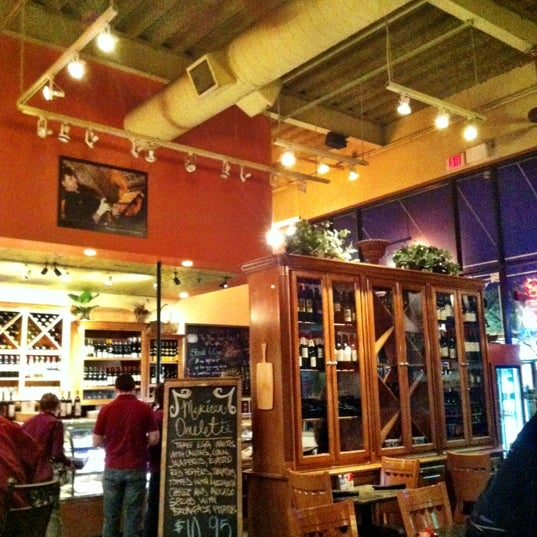 Photo taken at Main Street Bistro and Bakery by William B. on 3/15/2012