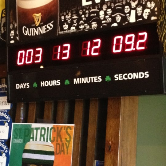 Photo taken at Fado Irish Pub & Restaurant by Tom S. on 3/13/2012
