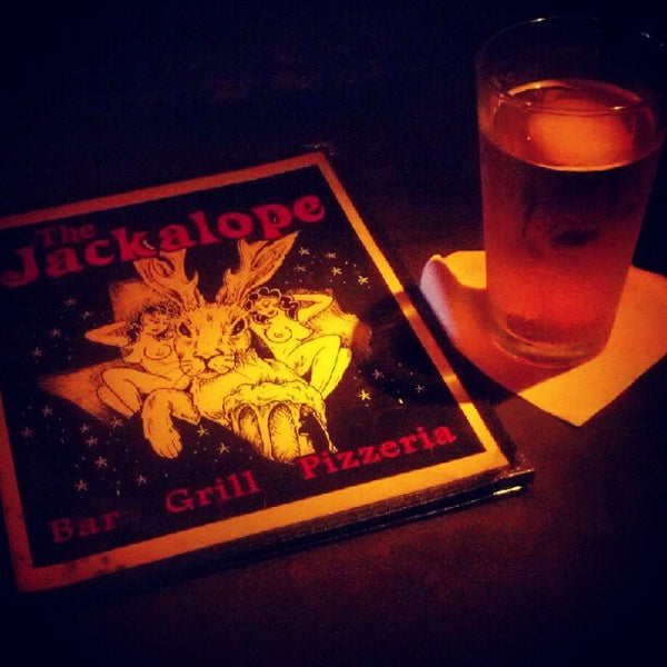 Photo taken at The Jackalope by Beer P. on 7/17/2012