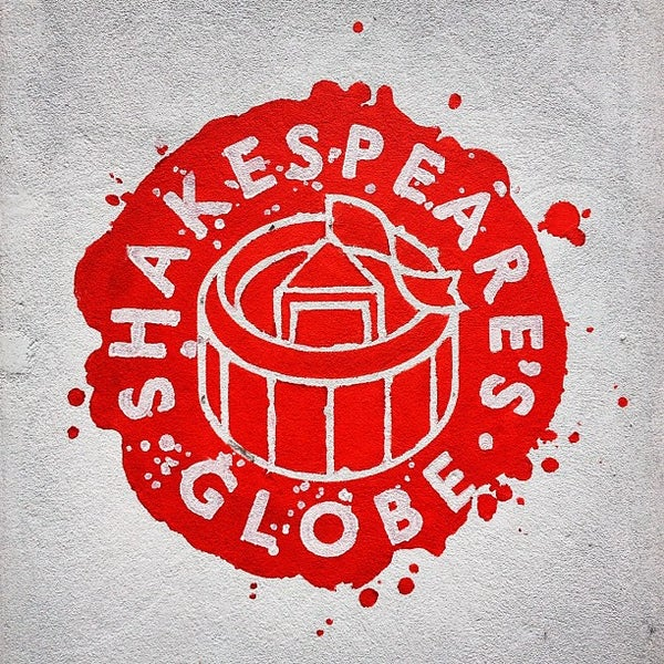 Photo taken at Shakespeare's Globe Theatre by andrew_sf on 7/17/2012