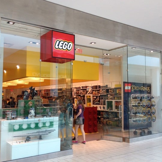 Photo taken at The LEGO Store by Michael W. on 8/27/2012