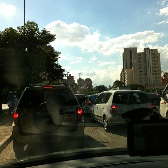 Photo taken at Avenida Brasil by José Fernando Fonseca on 3/21/2012