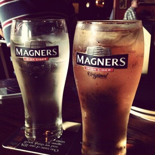 Photo taken at Fado Irish Pub & Restaurant by Marcus D. on 7/22/2012