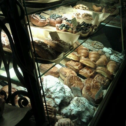 Photo taken at Bakery Nouveau by Caryn C. on 6/21/2012