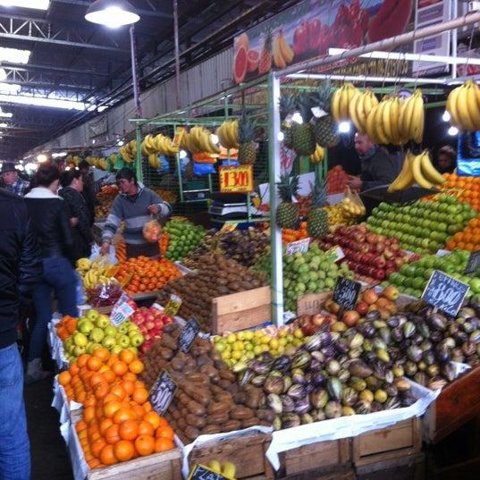 Foto tomada en Vega Central por Waldo R. el 6/10/2012