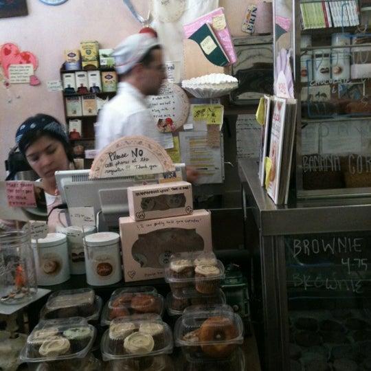 Photo taken at Erin McKenna's Bakery by John R. on 7/18/2012