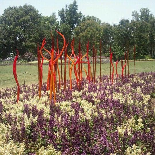 Foto tirada no(a) Dallas Arboretum and Botanical Garden por Denise M. em 5/25/2012