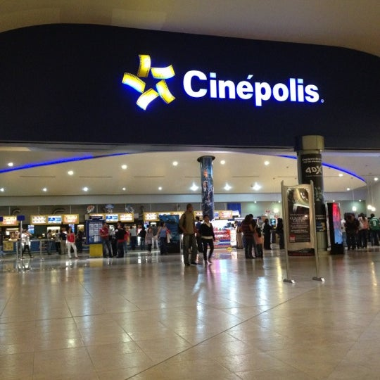 Cin polis multicine for Sala 4d cinepolis