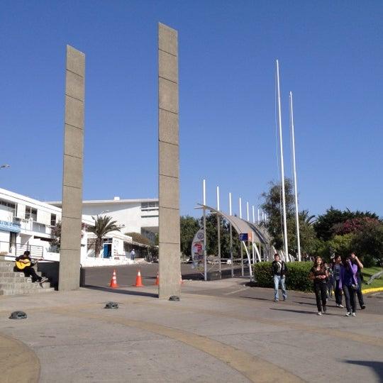 Foto tomada en Universidad Católica del Norte por Macarena D. el 5/19/2012