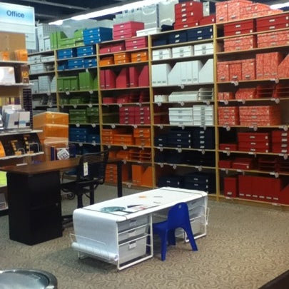 Photo Taken At The Container Store By Erika On 8/7/2012