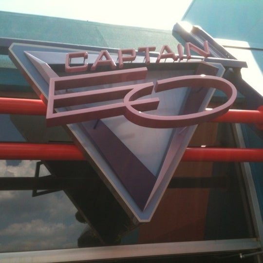 Photo taken at Captain EO by Martin P. on 5/6/2012