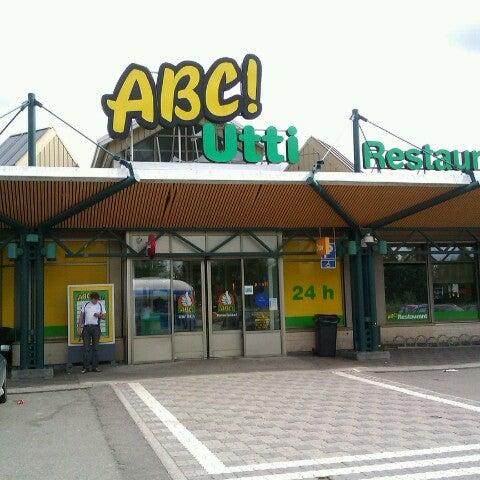 ABC Utti - Gas Station