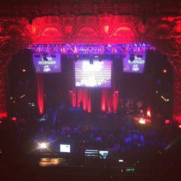 Photo taken at The Belasco by Hemang on 9/7/2012