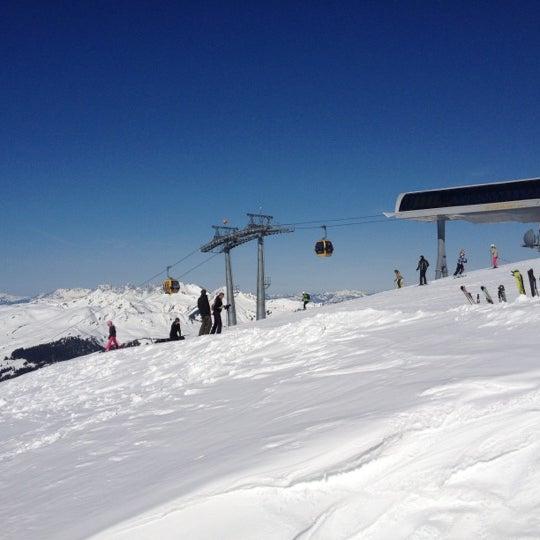 Das Foto wurde bei Westgipfelhütte von Kees v. am 3/1/2012 aufgenommen