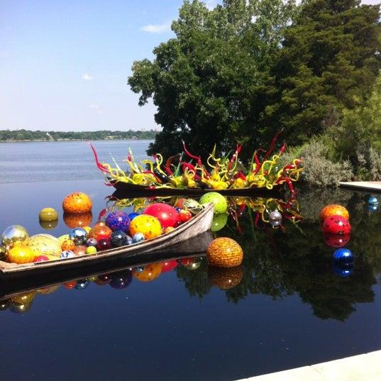 Foto tirada no(a) Dallas Arboretum and Botanical Garden por Megan A. em 5/14/2012