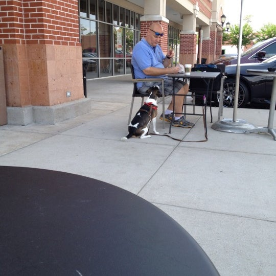 Photo taken at Starbucks by F. Carter S. on 5/25/2012